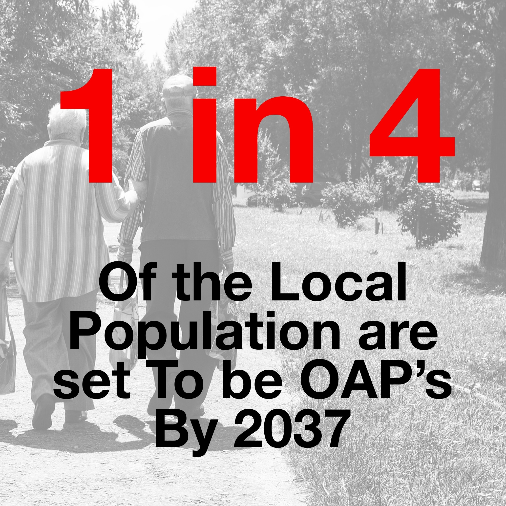 As OAP's set to rise to 1 in 4 of Canterbury's population by 2037 – Where are they all going to live?