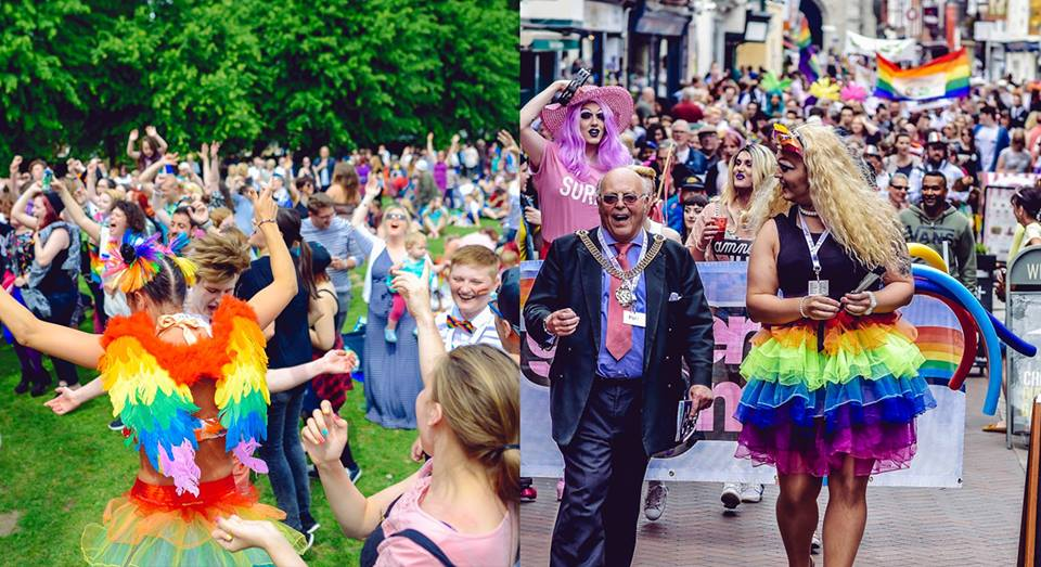 Regal Lettings Sponsor Canterbury Pride