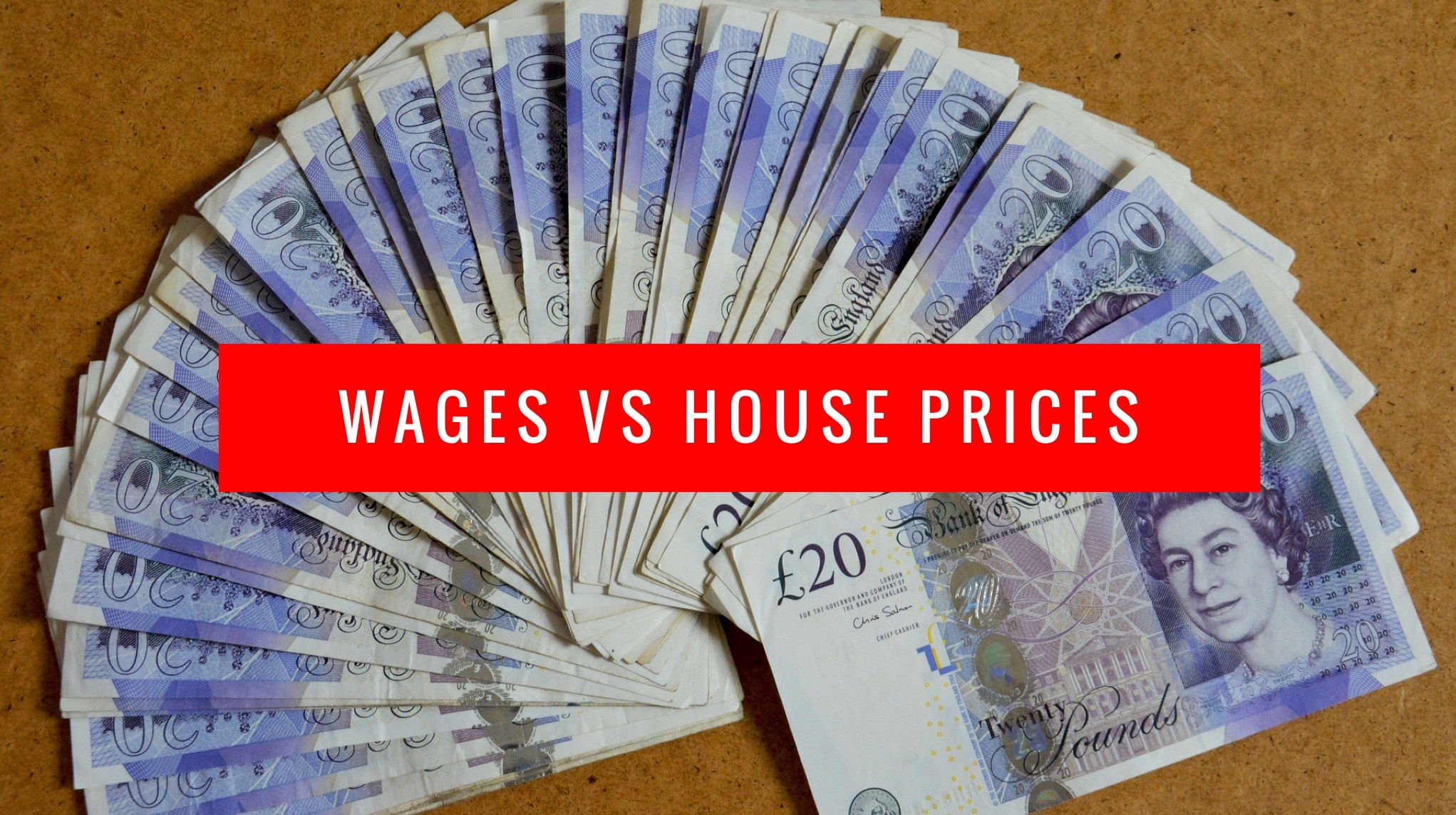 Canterbury House Prices Outstrip Wage Growth by 11.57% since 2007