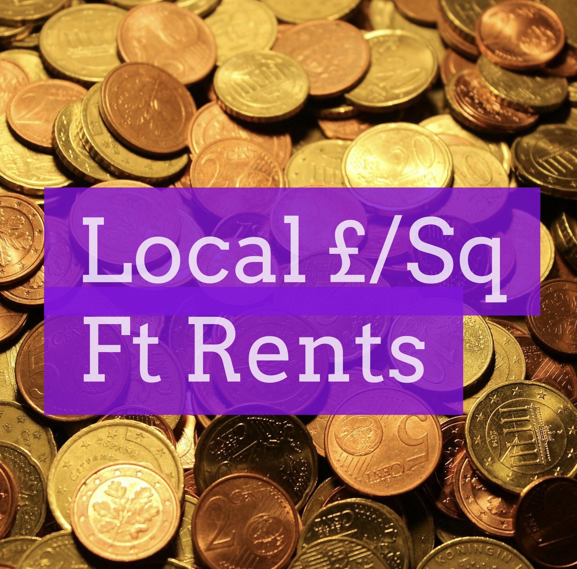 Canterbury Private Rents hit £20.14 per sq. foot