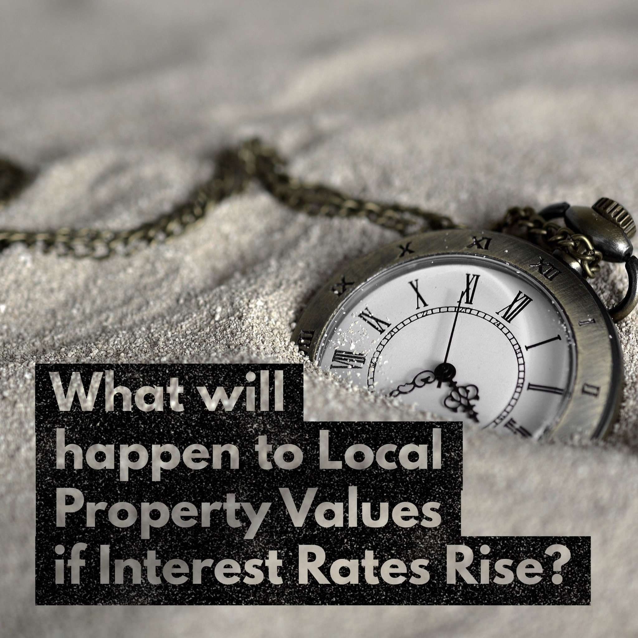 What Will Happen to Canterbury Property Values if Interest Rates Rise?