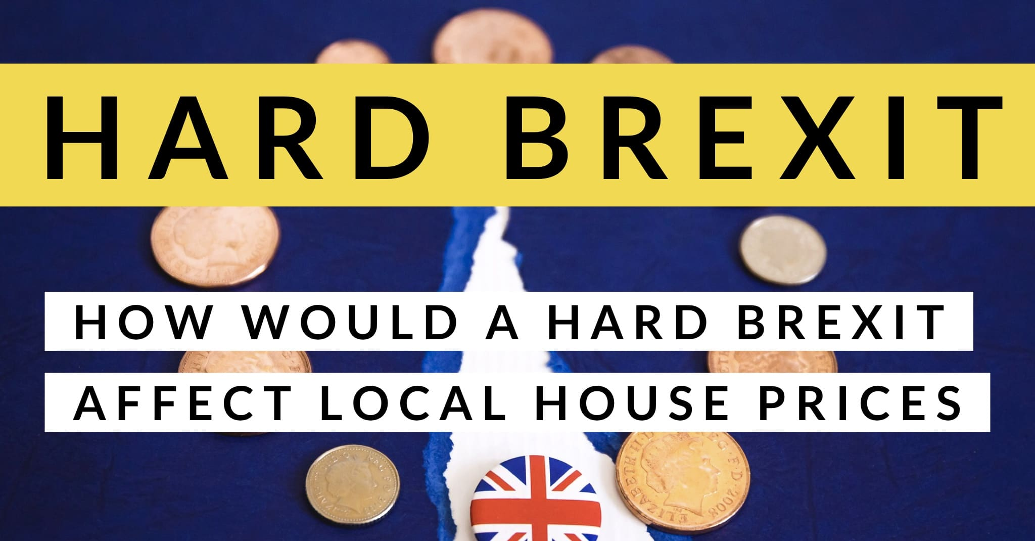 How Would a Hard Brexit Affect Canterbury House Prices?