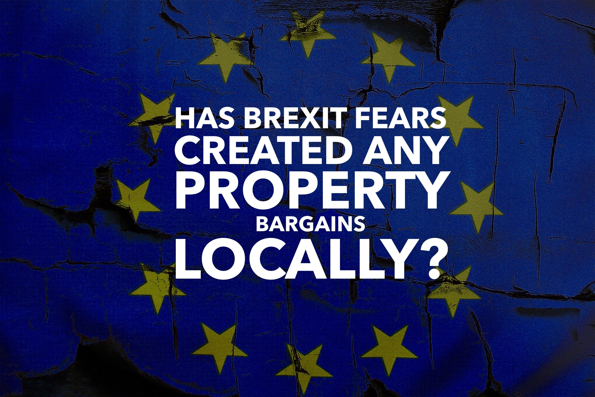 As 29.8% of Canterbury Property on the Market is Sold. Are there any bargains because of Brexit?