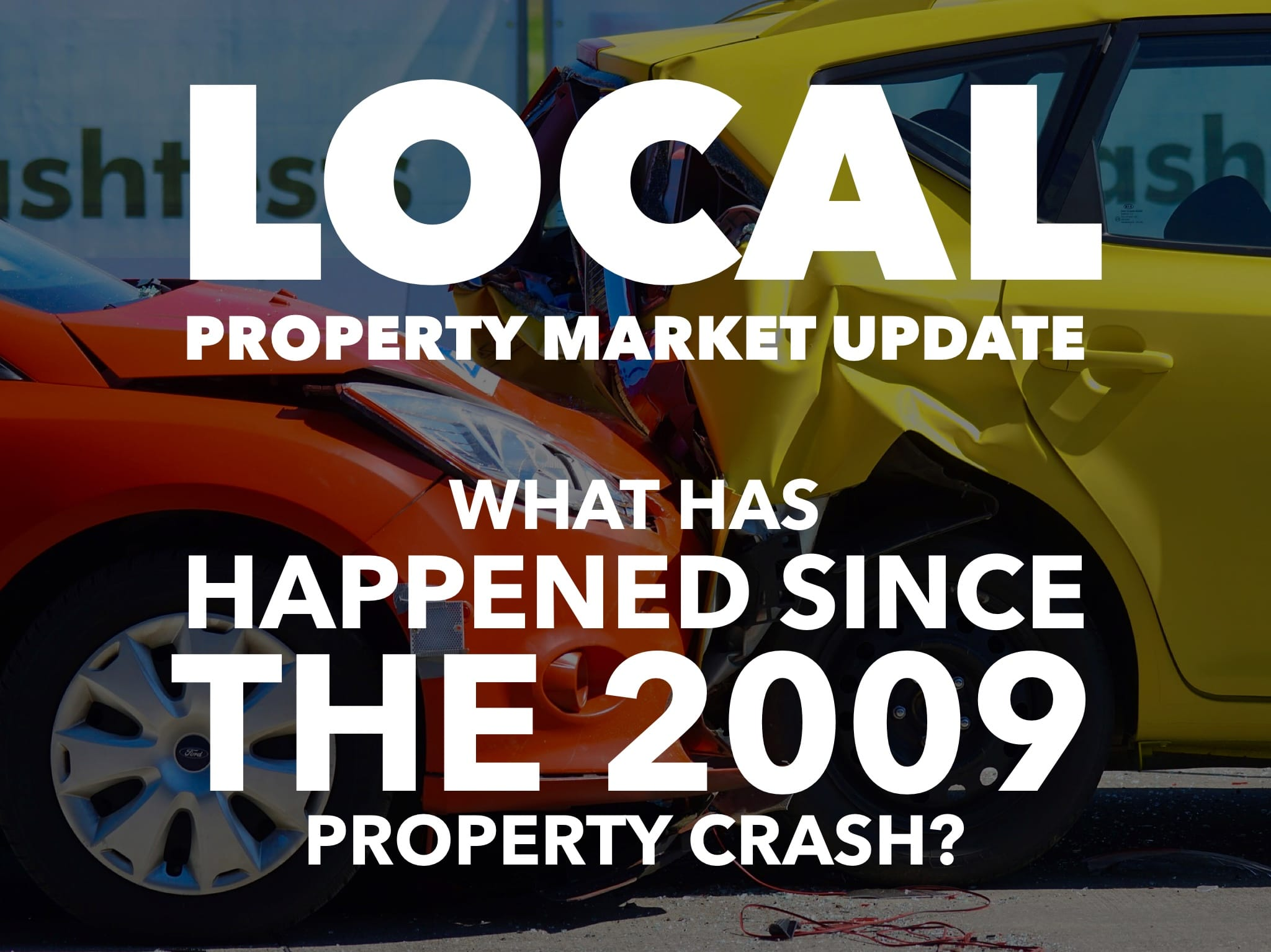 What Has Happened to the Canterbury Property Market Since the Last Property Market Crash?