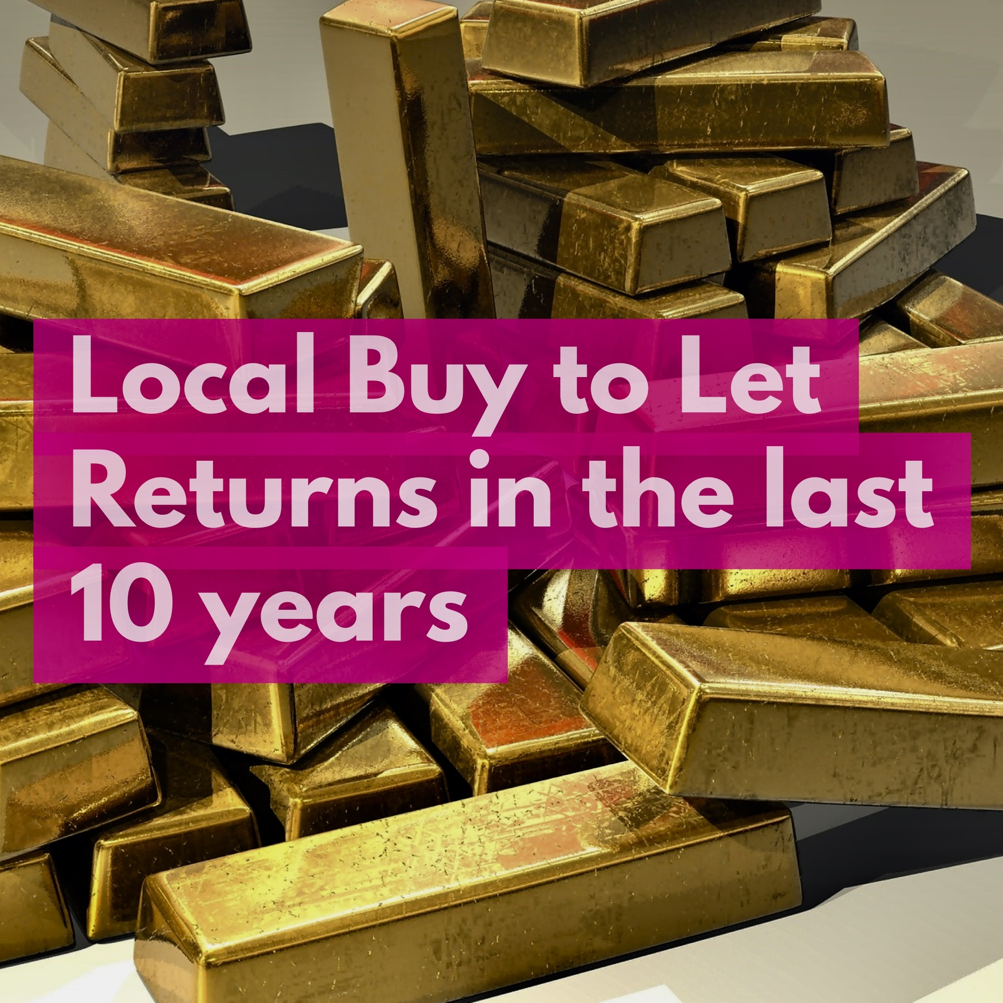 Canterbury Buy To Let Annual Returns Hit 12.23% in Last 10 Years