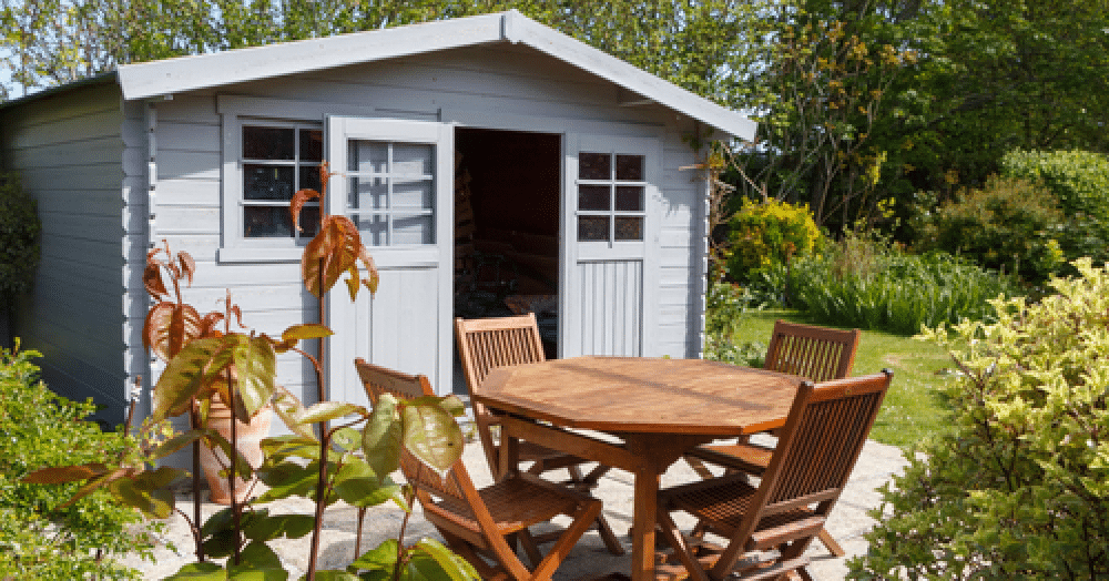 Spare Time on Your Hands – Refresh Your Shed Ready for Summer