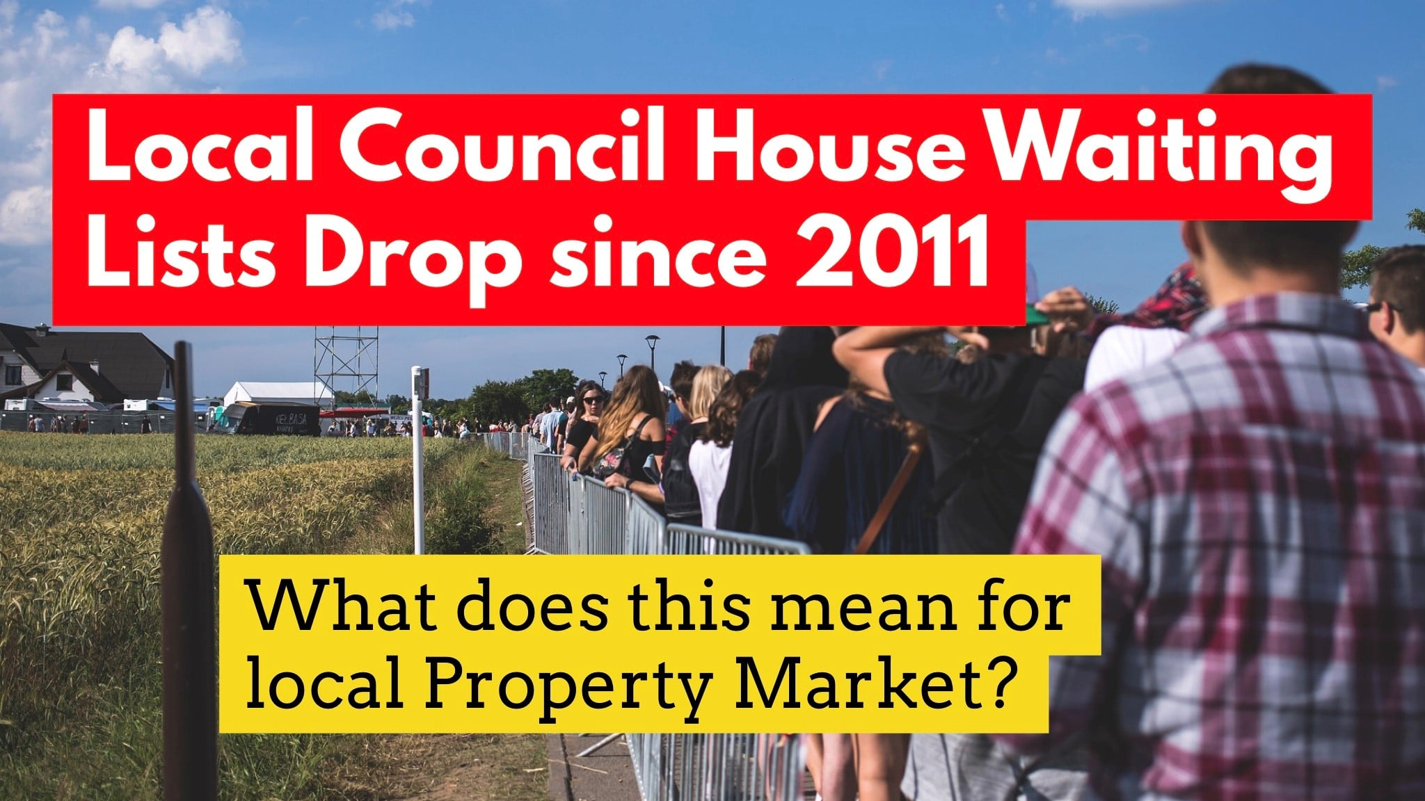 Canterbury Council House Waiting List Drops by 34.2% since 2011