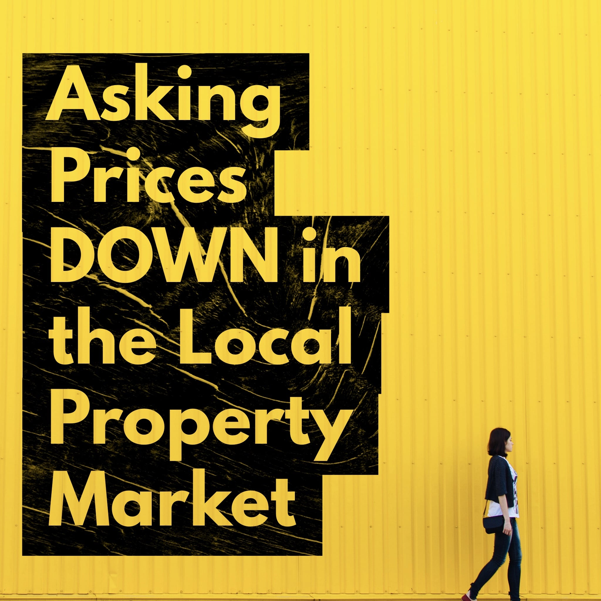 Canterbury Property Market – Asking Prices Down 9.2% in the Last 12 Months