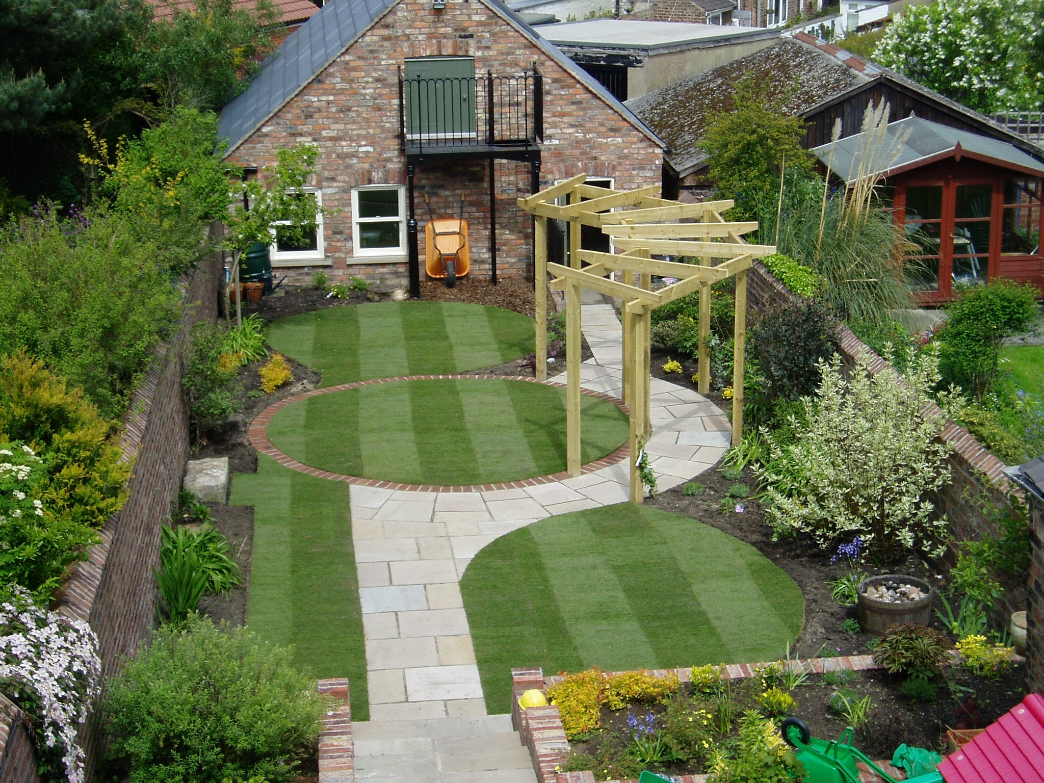 Garden size is the favoured compromise for home buyers