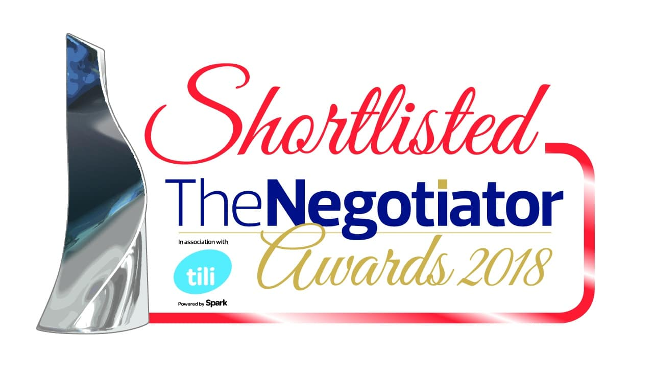 The Negotiator Awards 2018 Shortlist is announced! Regal Lettings Canterbury are on it!